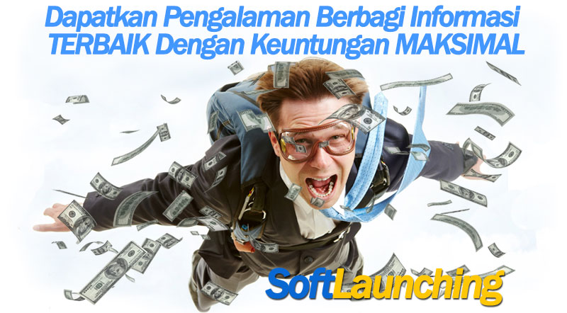 PRODUK DIGITAL SOFTLAUNCHING