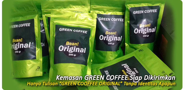 RESELLER GREEN COFFEE